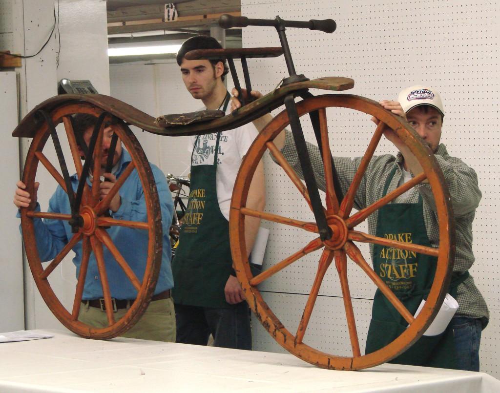 American-Made Hobby Horse $16,500