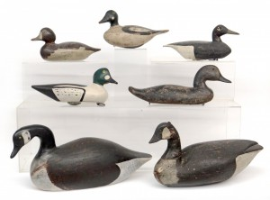 UNRESERVED Decoys