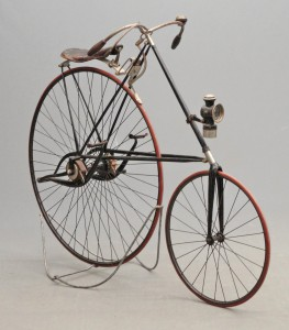 "C. 1888 ""Pony"" star high wheel safety"