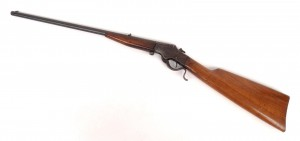 """Stevens Marksman 22 rifle. 36"""" overall L. PLEASE NOTE: We will have a FFL Dealer on site,"""