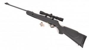 "Gamo air rifle. 43"" L. Estimate: 50.00 - 100.00"
