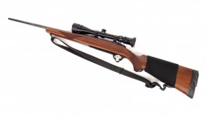"""Rugar 30.06 M77 rifle with bushnell sight. Barrel 43"""" overall L. PLEASE NOTE: We will have a"""