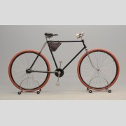 Exceptional C. 1898 Pierce chainless 22