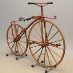 C. 1870's Child's Boneshaker