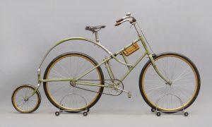 c. 1898 Rex bicycle, Rex Bicycle Co, Chicago IL., excellent restoration