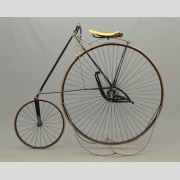 """C. 1886 Special 45"""" Pony Star high wheel bicycle"""