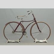C. 1890 Iver Johnson Men's hard tire safety