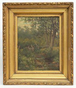 Jervis McEntee (N.Y. 1828-1891)