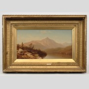Attributed to Sanford Robinson Gifford (Mass./N.Y. 1823-1880),