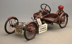 "1919 Smith ""Flyer"" Buckboard Automobile"