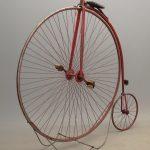"C. 1880's 60"" Columbia High Wheel"