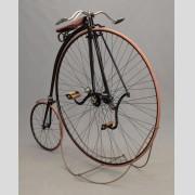 Gormully & Jefferey High Wheel Safety Bicycle