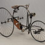 "C. 1890's ""The Quadrant Tricycle"""