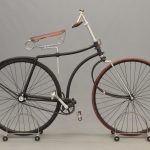 C. 1880's Victor Hard Tire Safety Bicycle
