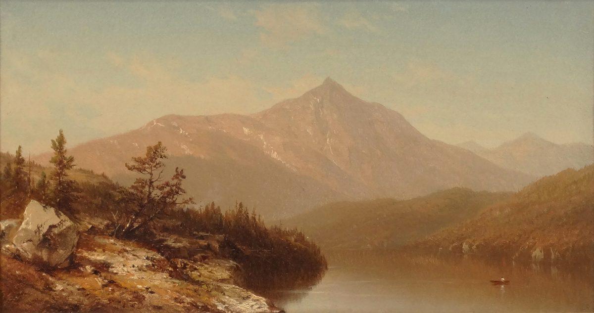 Sanford Robinson Gifford (1823-1880) Sold $35,100