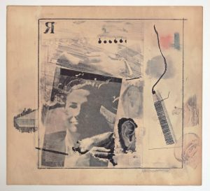 Robert Rauschenberg (1925-2008), Lithograph