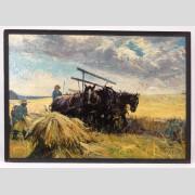 William Koerner (1878-1938) Oil on Canvas