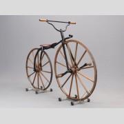 C. 1860's Boneshaker Bicycle