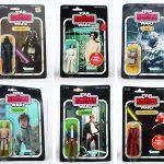 23 STAR WARS Figures, Including, Luke Skywalker, Darth Vader, Princess Leia, Han Solo, C3PO, Ben Kenobi, Yoda & More!