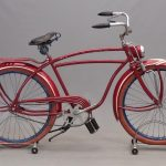 277. Pre-War 1938 Hawthorne Comet Bicycle