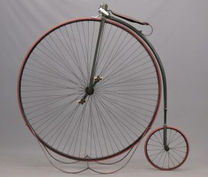 "1886 Columbia Expert 56"" High Wheel Bicycle"