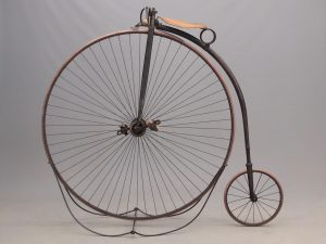 C. 1887 Gormully & Jeffery High Wheel Bicycle