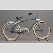 1930's Elgin 4-Star Deluxe Twin Bar Bicycle
