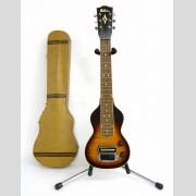 C. 1930's Gibson EH-150 lap steel guitar