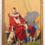 Ray C. Strang (AZ./Ill. 1893-1957), Oil on Canvas