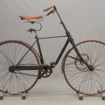 "C. 1890's Lozier & Yost ""The Giant No. 4"" hard tire safety"
