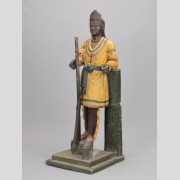 19th c. Cigar Store Figure