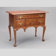 18th c. Pennsylvania Cherry Lowboy