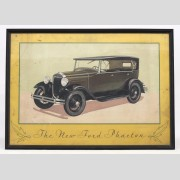 Original Ford Phaeton Artwork