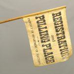 Early Political Flag