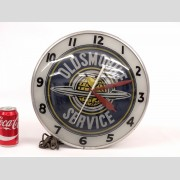 Oldsmobile Wall Clock