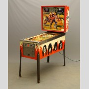 Vintage Kiss Pinball Machine