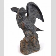 Cast Iron Pilot House Eagle