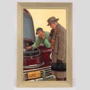 Robert Robinson, oil on canvas