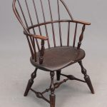 C. 1760's N.Y.C. Windsor armchair