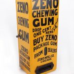 Vintage chewing gum dispenser