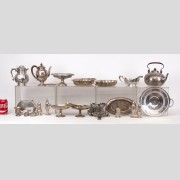 Sterling silver lot. 5440 grams of sterling