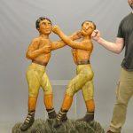 1. Boxing Sculpture