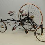 Mel Short Designed Replica Rotary Tandem Bicycle