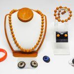 Lot of Bakelite Jewelry