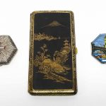 Vintage 1920-40's Compacts & Cigarette Case