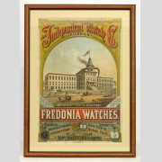 Independent Watch Company Advertising Poster