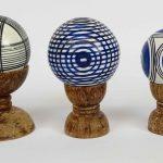 Circa 1890's Carpet Balls