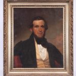 American School, Portrait Of A Gentleman