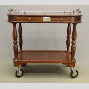 Christofle Serving Trolley