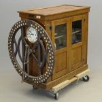 Early 20th c. IBM time clock business machine